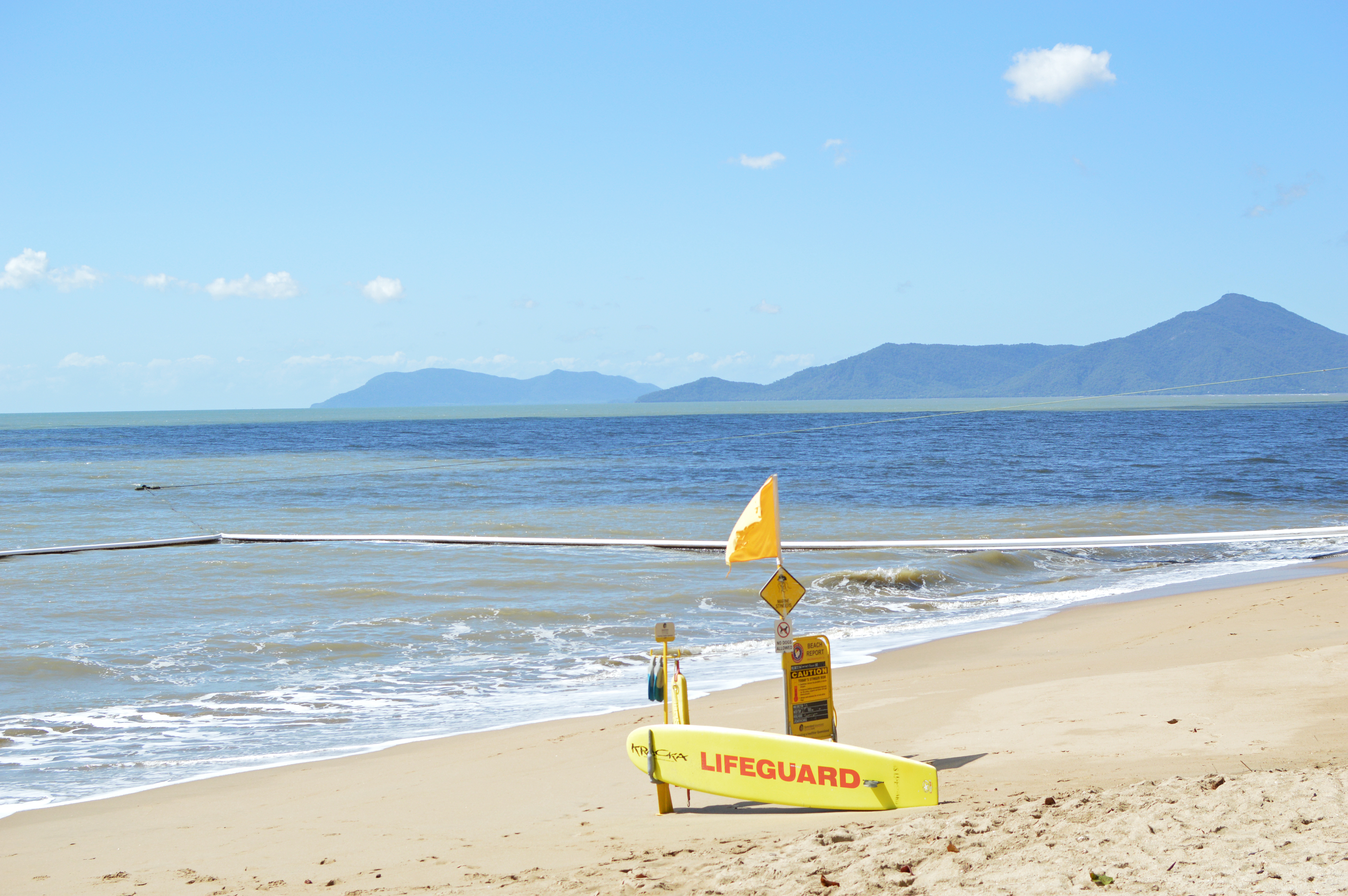 Cairns Beach Resort - Accommodation QLD