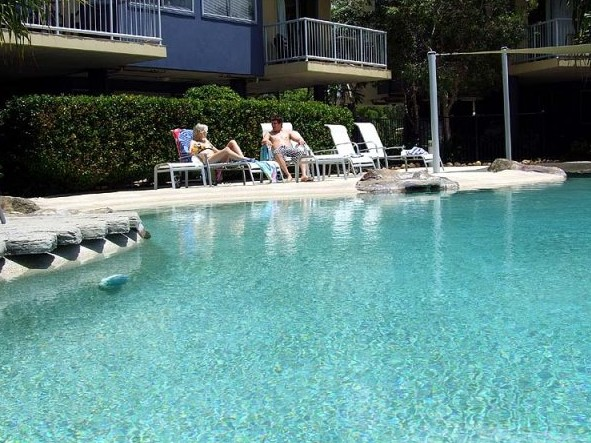 Seacove Coolum Resort - Accommodation QLD