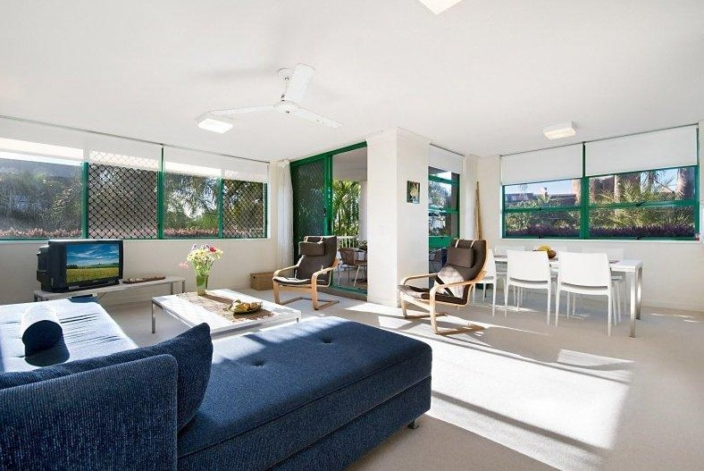 Headland Gardens Holiday Apartments - Accommodation QLD