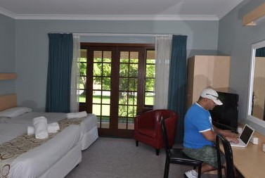 Poplars Inn - Accommodation QLD