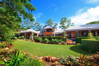 Montville Provencal Boutique Hotel - Accommodation QLD
