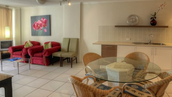 View Pacific Holiday Apartments - Accommodation QLD