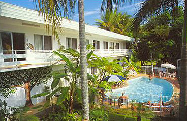 Silvester Palms Holiday Apartments - Accommodation QLD