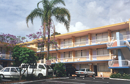 Southern Cross Motel - Accommodation QLD