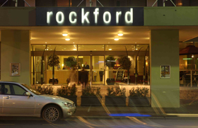 Quality Hotel Rockford Adelaide - Accommodation QLD