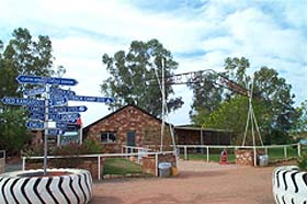 Curtin Springs Station - Accommodation QLD
