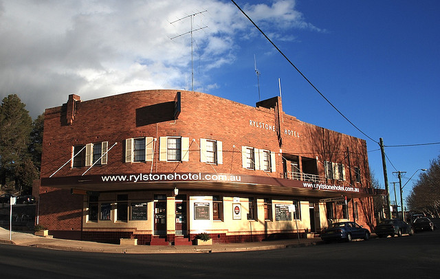 Rylstone Hotel - Accommodation QLD