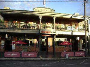 Terminus Hotel - Accommodation QLD