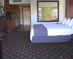 Best Western A Centretown - Accommodation QLD