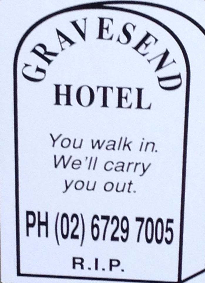 Gravesend Hotel - Accommodation QLD
