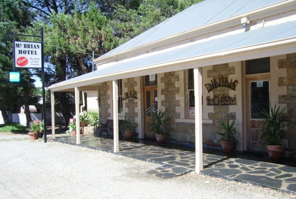 Mount Bryan Hotel - Accommodation QLD