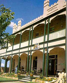 Imperial Hotel Mount Victoria - Accommodation QLD