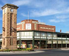 Imperial Hotel Coonabarabran - Accommodation QLD