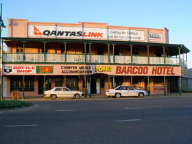 Barcoo Hotel - Accommodation QLD