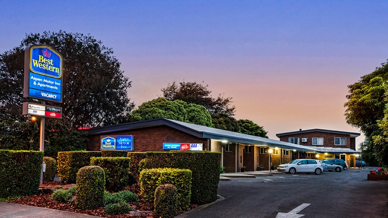 Best Western Aspen Motor Inn - Accommodation QLD