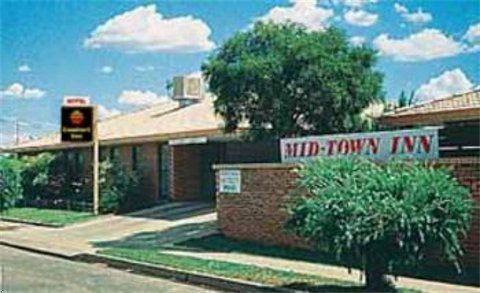 Comfort Inn - Mid Town - Accommodation QLD