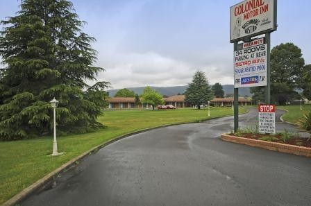Colonial Motor Inn - Lithgow - Accommodation QLD