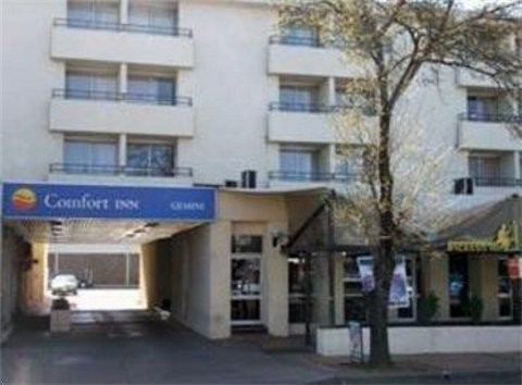 Comfort Inn Gemini Motel - Accommodation QLD