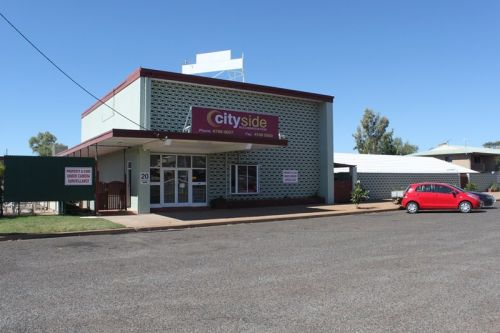 Cityside Accommodation  Mt Isa - Accommodation QLD