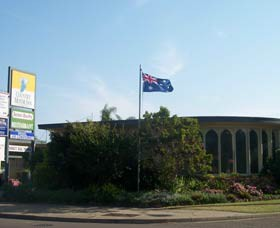 Country Motor Inn - Accommodation QLD