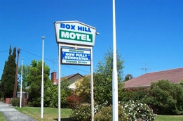Box Hill Motel - Accommodation QLD