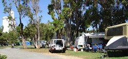 Elliston Caravan Park - Accommodation QLD