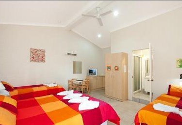 Pacific Palms Motel - Accommodation QLD