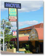 City Sider Motor Inn - Accommodation QLD