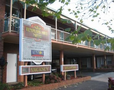 Templers Mill Motel - Accommodation QLD