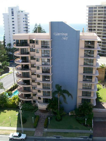 Warringa Surf Holiday Apartments - Accommodation QLD