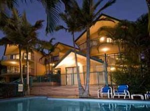 Karana Palms Resort - Accommodation QLD