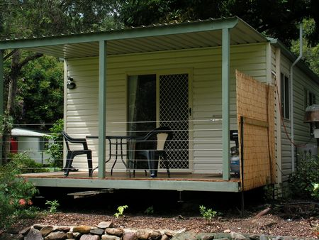 Mount Warning Rainforest Park - Accommodation QLD