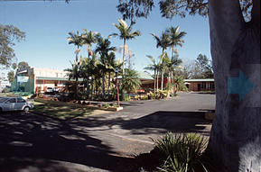 Dawson Motor Inn - Accommodation QLD