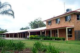Copper Country Motor Inn - Accommodation QLD