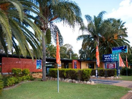 Motel Oasis - Accommodation QLD