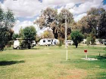 Morgan Riverside Caravan Park - Accommodation QLD