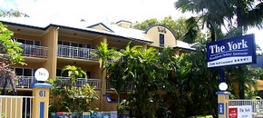 The York Beachfront Holiday Apartments - Accommodation QLD