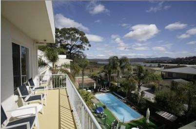 Apollo Apartments - Accommodation QLD