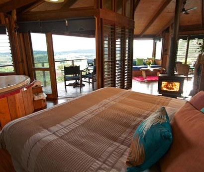 Mt Quincan Crater Retreat - Accommodation QLD