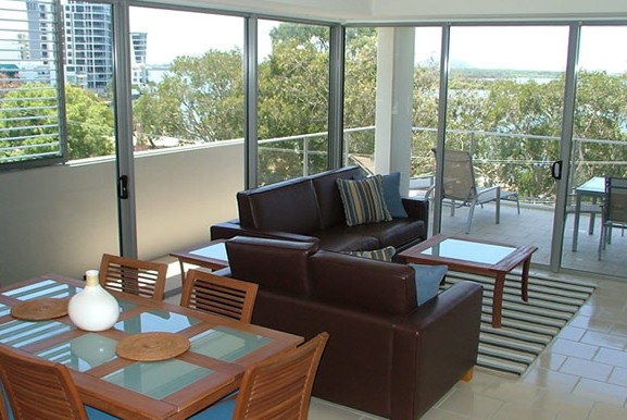 Space Holiday Apartments - Accommodation QLD