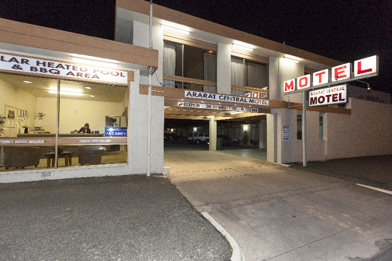 Ararat central motel - Accommodation QLD
