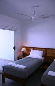 Cullen Bay Serviced Apartments - Accommodation QLD