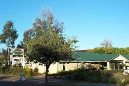Riverland Motor Inn - Accommodation QLD