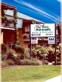 The Vines - Accommodation QLD