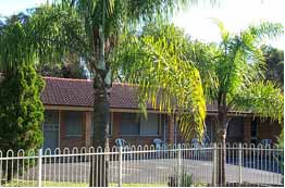 Central Coast Motel - Accommodation QLD