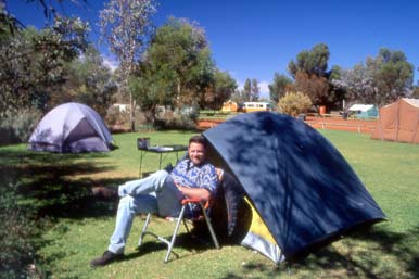Voyages Ayers Rock Camp Ground - Accommodation QLD