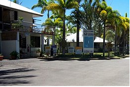 Wanderers Holiday Village At Lucinda - Accommodation QLD