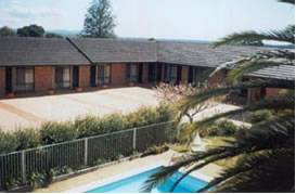 Kurri Motor Inn - Accommodation QLD