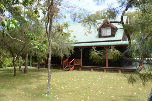 The Wooli River Cottage - Accommodation QLD