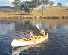 Parrabel Park Farm Stay - Accommodation QLD
